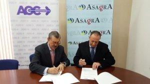 Firma Convenio AOC-ASAGRA