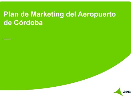 Plan de Marketing del Aeropuerto de Córdoba