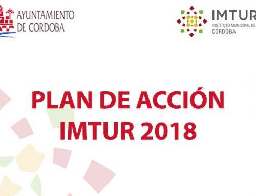 Plan de acción IMTUR 2018