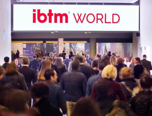 Visto y oído en IBTM WORLD 2019