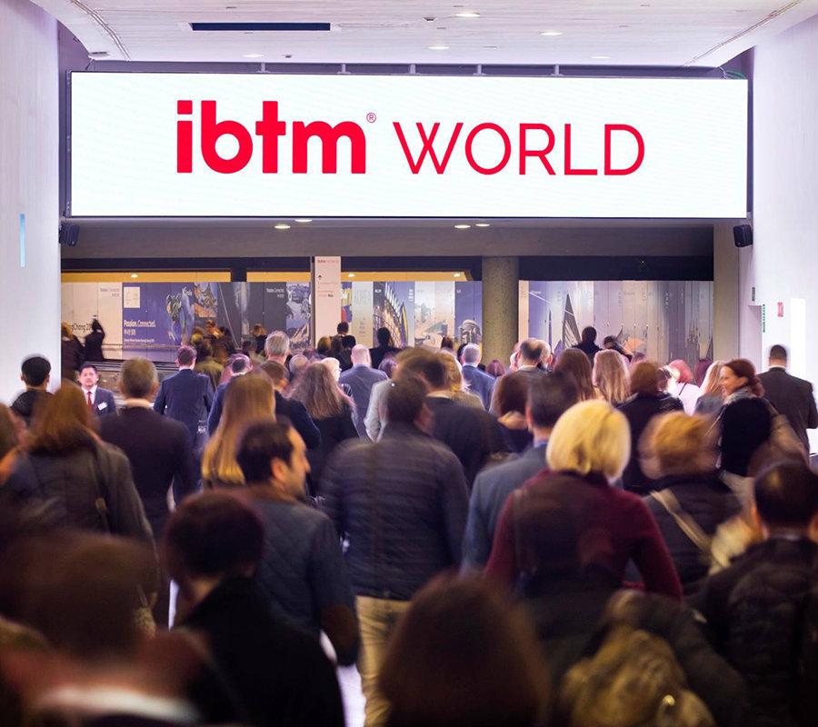 Ibtm world Barcelona 2019