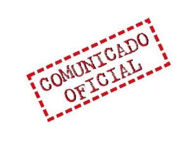Comunicado Oficial AOC