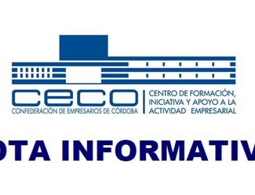 Plan de Emergencia para la Promoción Turística de Córdoba y Provincia #COVID19.