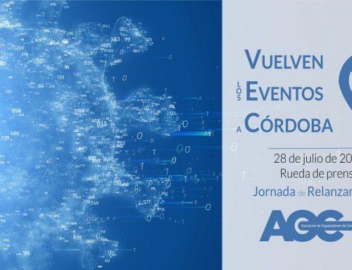 """Presentación de las Jornadas híbridas """"Vuelven los Eventos a Córdoba"""""""