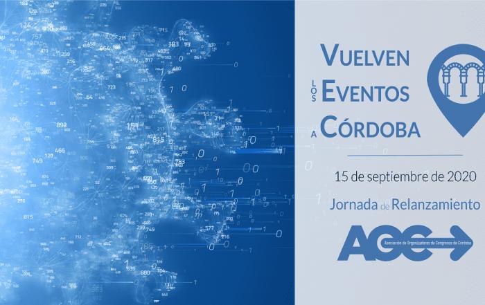 Jornada Vuelven Los Eventos a Córdoba