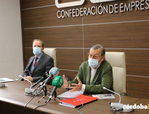 Rueda de prensa sobre la situación sector MICE de Córdoba