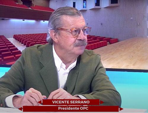 Entrevista a nuestro presidente Vicente Serrano en Onda Mezquita
